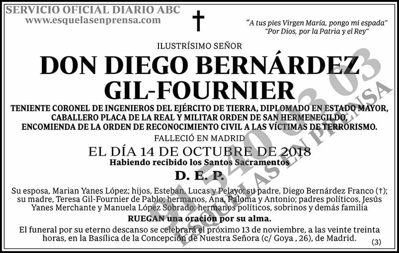 Diego Bernárdez Gil-Fournier